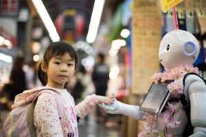 ロボットに心はないのか?と考えると他人にはなぜ心があるのか?と考え始める